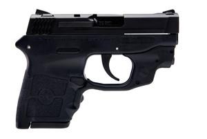 Smith & Wesson Pistol: Semi-Auto M&P|Bodyguard 380 W/ Crimson Trace Green Laser - Click to see Larger Image