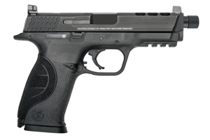 Smith & Wesson Pistol: Semi-Auto M&P Military & Police - Click to see Larger Image