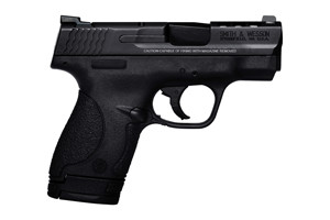 Smith & Wesson Pistol: Semi-Auto M&P Shield Performance Center - Click to see Larger Image