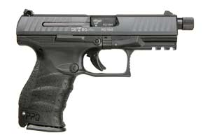 Walther Arms Inc Pistol: Semi-Auto PPQ M2 Navy SD - Click to see Larger Image