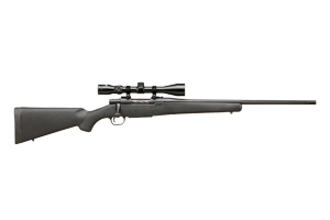 Mossberg Rifle: Bolt Action Patriot Bolt Action Rifle With Scope - Click to see Larger Image