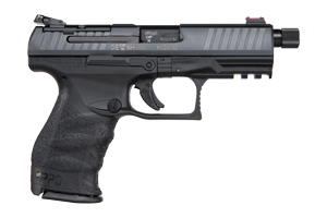 Walther Arms Inc Pistol: Semi-Auto PPQ Q4 TAC - Click to see Larger Image