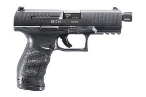 Walther Arms Inc Pistol: Semi-Auto PPQ 45 SD - Click to see Larger Image