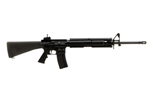 FN America Rifle: Semi-Auto FN 15 Military Collector M16 - Click to see Larger Image