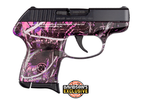 Ruger Pistol: Semi-Auto LCP Muddy Girl - Click to see Larger Image