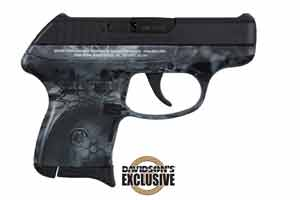 Ruger Pistol: Semi-Auto LCP Kryptek Neptune - Click to see Larger Image