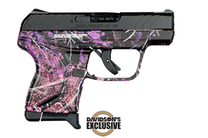 Ruger Pistol: Semi-Auto LCPII Muddy Girl - Click to see Larger Image