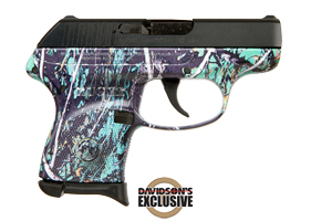 Ruger Pistol: Semi-Auto LCP Davidsons Exclusive - Click to see Larger Image