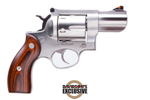 Ruger Revolver: Double Action Redhawk Davidsons Exclusive - Click to see Larger Image