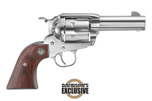 Ruger Revolver: Single Action New Vaquero Montado KNV-353 - Click to see Larger Image