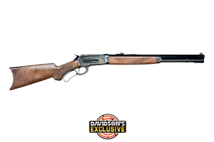 Winchester Repeating Arms Rifle: Lever Action 1886 Short Rifle Grade IV Limited Series - Click to see Larger Image