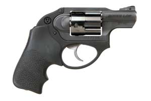 Ruger Revolver: Double Action Only LCR-357 (Lightweight Compact Revolver) - Click to see Larger Image