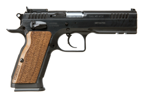 European American Armory Pistol: Semi-Auto Tanfoglio Witness Stock 3 - Click to see Larger Image