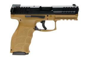 Heckler & Koch Pistol: Semi-Auto VP9 - Click to see Larger Image