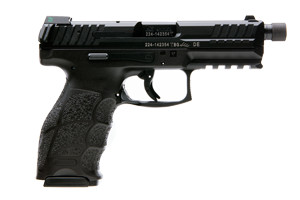 Heckler & Koch Pistol: Semi-Auto VP9 Tactical Model - Click to see Larger Image
