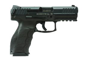 Heckler & Koch Pistol: Semi-Auto VP40 - Click to see Larger Image