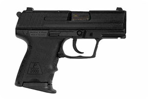Heckler & Koch Pistol: Semi-Auto P2000 SK V3 Subcompact - Click to see Larger Image