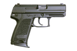 Heckler & Koch Pistol: Semi-Auto USP Compact Variant 1 - Click to see Larger Image