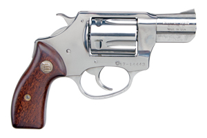 Charter Arms Revolver: Double Action Undercover - Click to see Larger Image