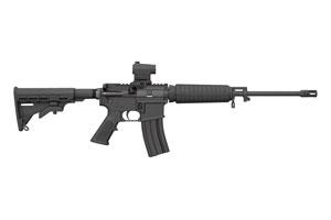 Bushmaster Rifle: Semi-Auto Quick Response Carbine - Click to see Larger Image