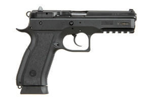 CZ-USA Pistol: Semi-Auto CZ 75 SP-01 Phantom - Click to see Larger Image