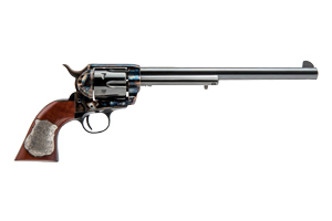 Cimarron Revolver: Single Action Wyatt Earp Frontier Buntline Old Model Frame - Click to see Larger Image