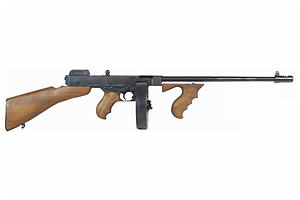 Kahr Arms|Thompson Rifle: Semi-Auto Thompson 1927A-1 Deluxe - Click to see Larger Image
