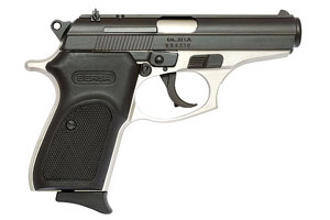 Bersa Pistol: Semi-Auto Thunder 22 Duotone - Click to see Larger Image