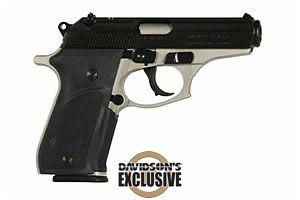 Bersa Pistol: Semi-Auto Thunder 380 Duotone Plus - Click to see Larger Image