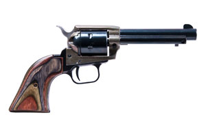 Heritage Manufacturing Inc Revolver: Single Action Rough Rider Combo - Click to see Larger Image