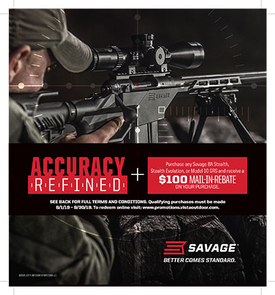 Rose Glen North Dakota ⁓ Try These Savage Arms $100 Rebate