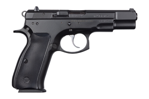 CZ-USA CZ 75 BD Decocker Double Action 9MM Black Polycoat