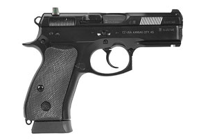 01185 CZ P-06 Black Polycoat Decocker