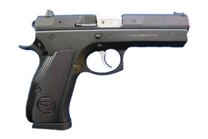 CZ-USA Pistol: Semi-Auto CZ 97 B - Click to see Larger Image