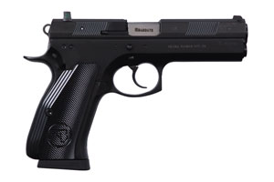 CZ-USA Pistol: Semi-Auto CZ 97 BD Decocker - Click to see Larger Image