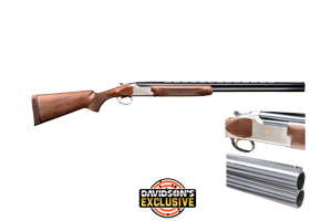 Browning Shotgun: Over and Under Citori White Satin - Click to see Larger Image