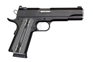 CZ-USA|Dan Wesson Dan Wesson Valor Single Action 45AP Black Duty Finish