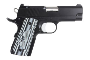 CZ-USA|Dan Wesson Semi-Automatic Pistol Dan Wesson ECO - Click to see Larger Image