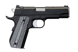 CZ-USA|Dan Wesson Pistol: Semi-Auto Dan Wesson V-Bob (Valor Bobtail Commander) - Click to see Larger Image