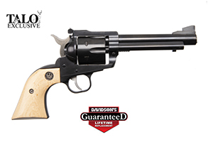Ruger Revolver: Single Action New Model Blackhawk Birdseye Convertible - Click to see Larger Image
