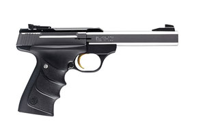 Browning Pistol: Semi-Auto Buck Mark Standard Stainless URX - Click to see Larger Image