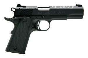 Browning Pistol: Semi-Auto 1911-22 Black Lite Full Size - Click to see Larger Image