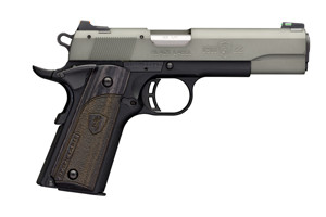 Browning 1911-22 Black Label Gray Full Size Single Action 22LR Gray Anodized