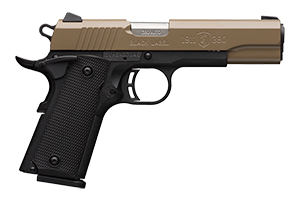 Browning 1911-380 Black Label FDE Compact 051961492