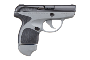 Taurus Spectrum Double Action Only 380 Black Slide|Gray Frame