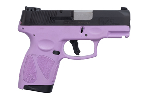 Taurus Pistol: Semi-Auto G2S SLIM Light Purple - Click to see Larger Image