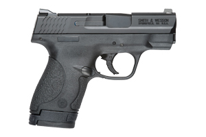 Smith & Wesson Pistol: Semi-Auto M&P Shield No Thumb Safety - Click to see Larger Image