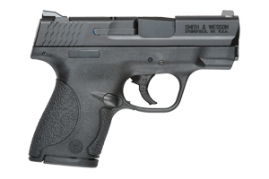 Smith & Wesson Pistol: Semi-Auto M&P Shield 9 No Thumb Safety - Click to see Larger Image