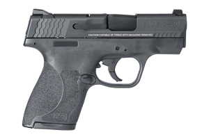 M&P Shield No Thumb Safety MA Approved 10036
