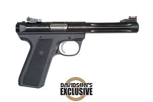 Ruger 22/45 Mark III Hunter Model Single Action 22LR Blue